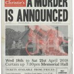 Agatha Christie's, A Murder Is Announced