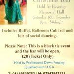 Beverley Ballroom Basics Xmas Ball