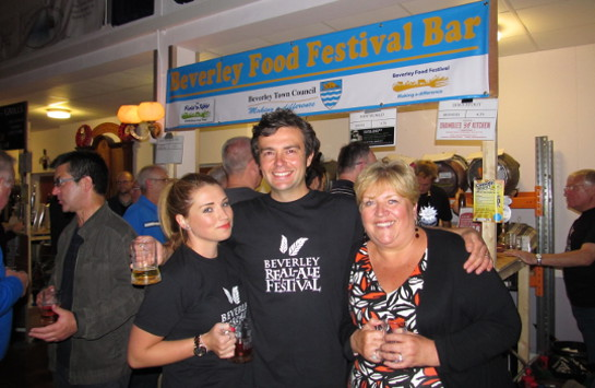 Beverley Beer, Real Ale, Cider & Food Festival 2014