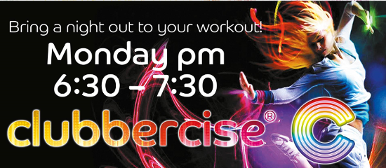 Clubbercise dance Your Way to Fitness