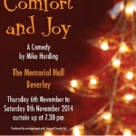 Comedy Theatre in Beverley - Mike Harding's Comfort & Joy