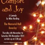 Comedy Theatre in Beverley - Mike Harding's Comfort & Joy