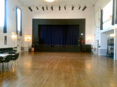 Hall & Stage for hire in Beveley