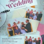 Poster for Sylvia's Wedding, Comedy Play by Jimmie Chinn at Memorial Hall Beverley