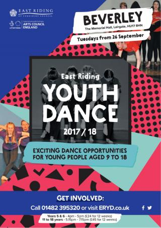 East Riding Youth Dance