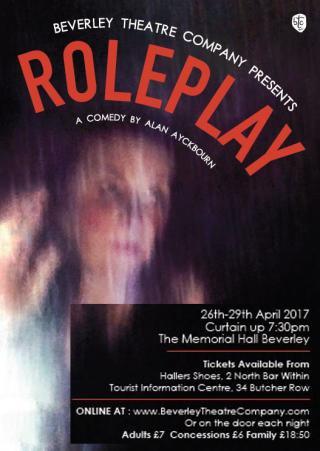 RolePlay by Alan Ayckbourn